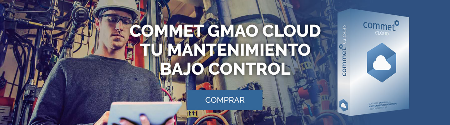 Commet Cloud. Tu mantenimiento bajo control